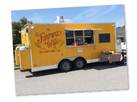 The Farmer's Wife Food Truck